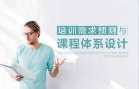 杨天林-培训需求预测与课程体系设计