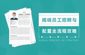 徐勝華-揭曉員工招聘與配置全流程攻略