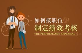 付雅萍-如何按职位制定绩效考核