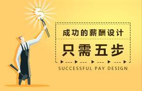 涂满章-成功的薪酬设计只需五步